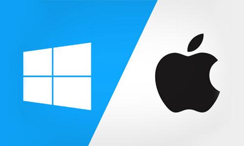Computadoras para arquitectos Mac vs Windows