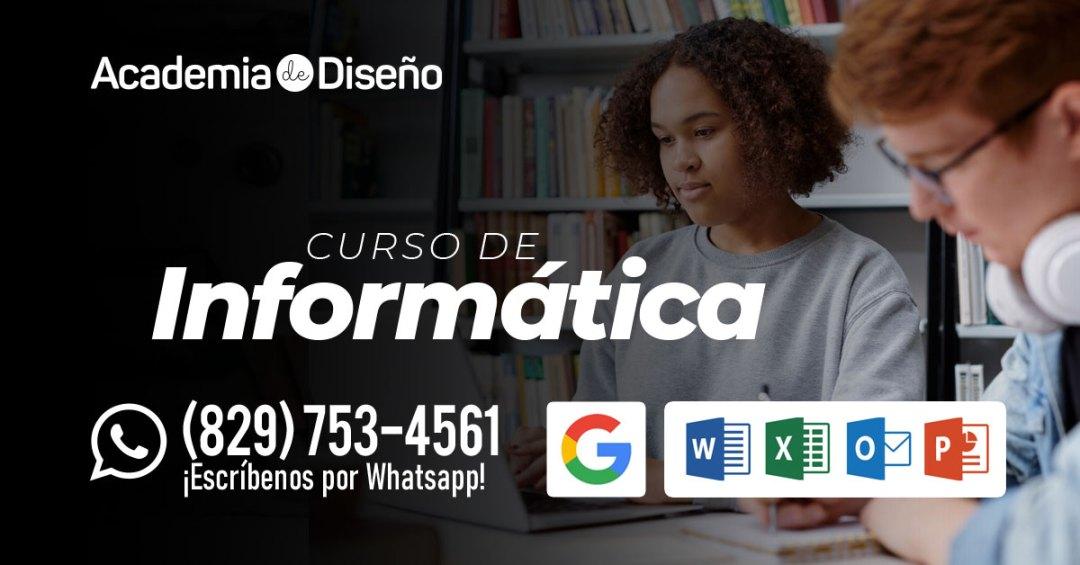Curso de Informática en Santo Domingo