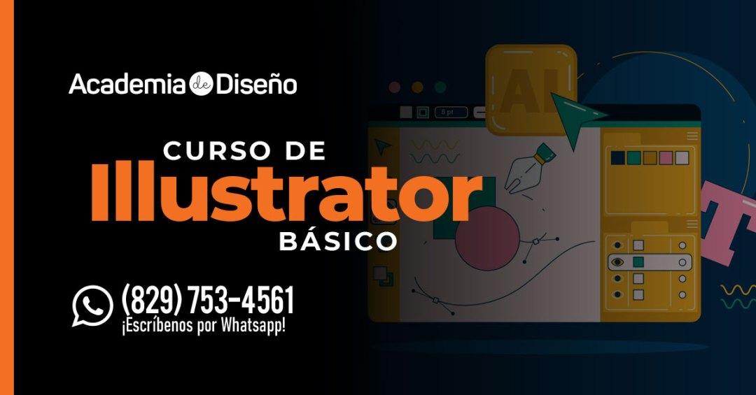 Curso de Illustrator Básico en Santo Domingo