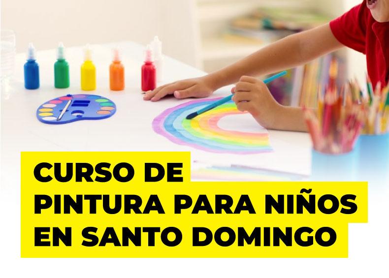 Curso de Pintura para niños