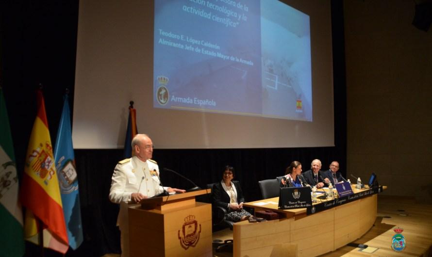 La innovación y la actividad científica de la Armada centró la apertura del curso académico 2019-2020