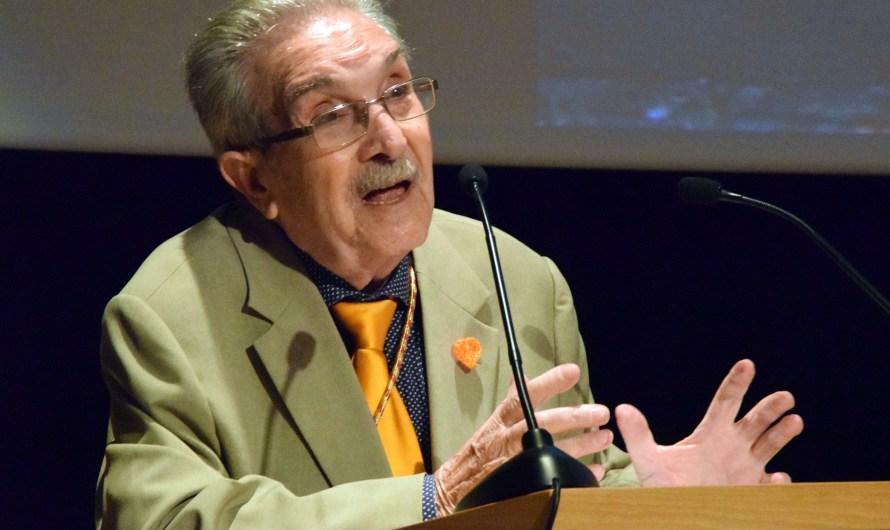Fallece el pintor D. Ángel Torres Aléu, miembro de la Academia de San Romualdo y ex-vocal de la rama de Artes