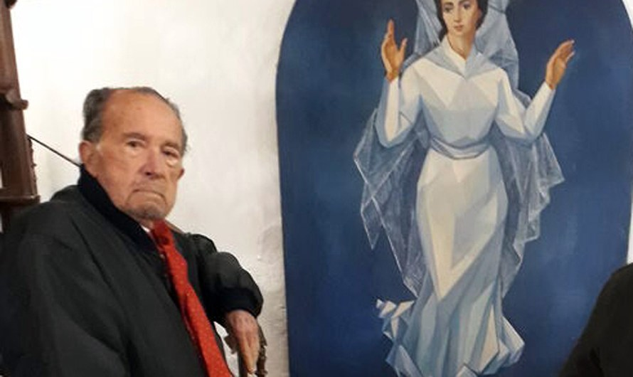 Fallecimiento del pintor y académico de San Romualdo D. José Martínez Pérez 'Pepiño'