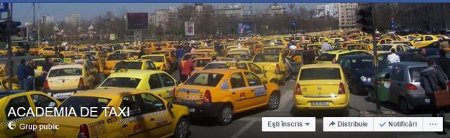academia de taxi fotogrup