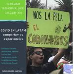 COVID-19 Latinoamérica Visión y estado actual.