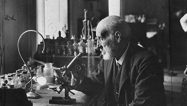CIENTÍFICO DE LA SEMANA: Santiango Ramón y Cajal