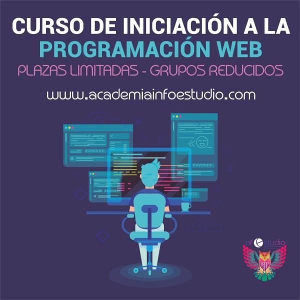 Curso de Programación Web en Tenerife