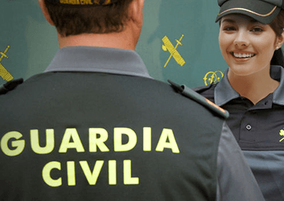 Prepárate la entrevista personal de la Guardia Civil 2018