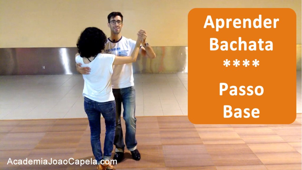 Aprender a dançar Passo Base da Bachata