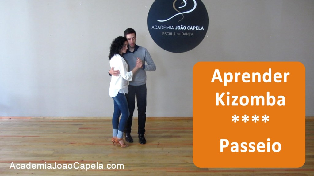 Aprende a dançar Kizomba - Passo Passeio