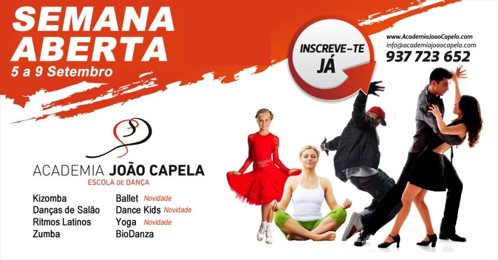 Semana Aberta da Academia João Capela