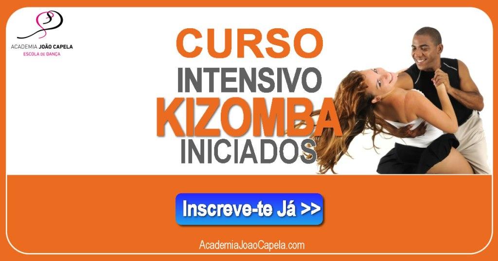 Curso de Kizomba Intensivo 23 Outubro Barcelos