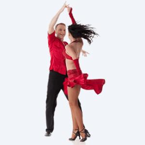 Aulas de Danças de Salão, Salsa, Kizomba, Bachata - Full Passe