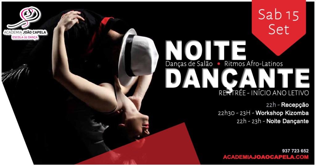 Noite Dançante 15 Set 2018
