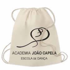 Saco Sapatos de Dança Academia João Capela