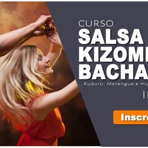 Curso Salsa Kizomba Bachata Iniciação Jan 2019 Academia João Capela