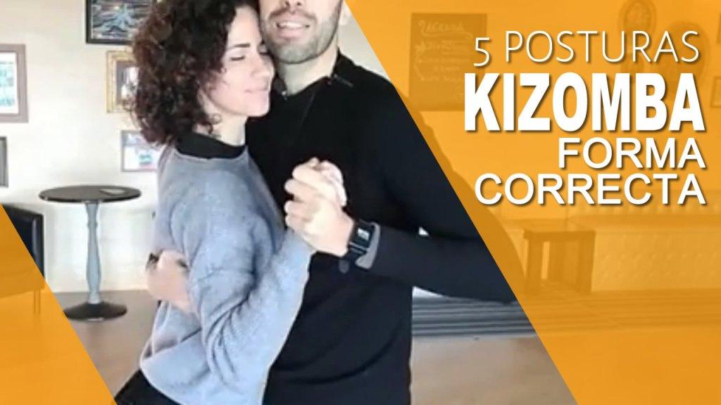 Como Fazer as 5 Posturas Possíveis na Kizomba, de Forma Correcta
