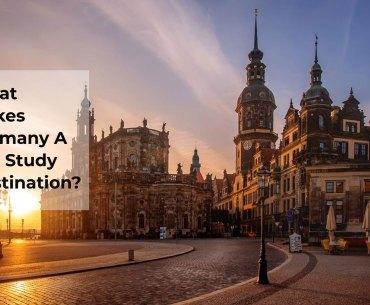 Germany Most Popular Study Destination