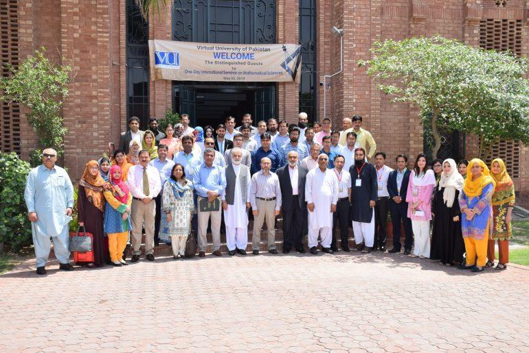 International Seminar On Mathematical Sciences