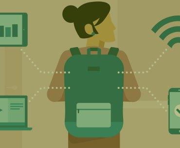 Technology Shaped Modern Education