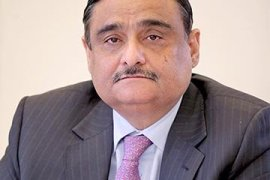 Sindh HEC Chairman