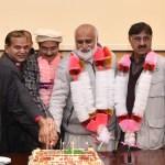 PU VC Promotes Inter-Religious Harmony