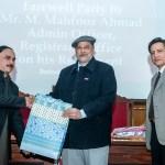 UVAS FBS organised Best Teacher Award Ceremony