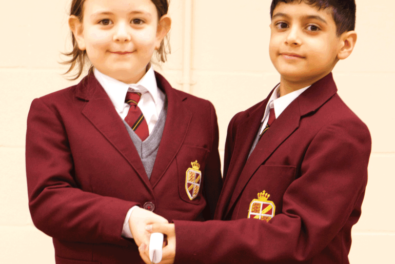 UK's King's House School