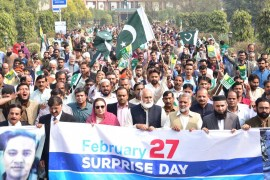 Surprise Day Celebrated At PU