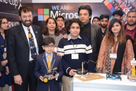 NUST Team Wins Imagine Cup 2020 National Finals
