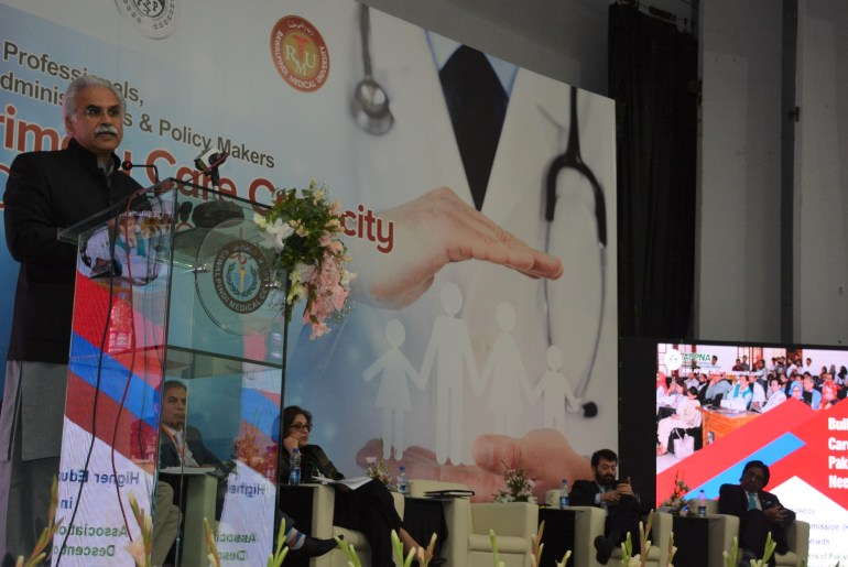 Strengthening Primary Healthcare System Government's Priority