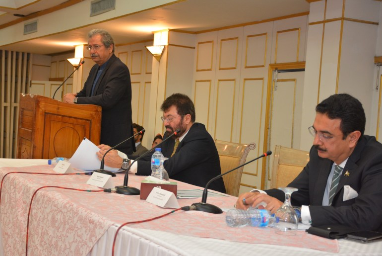 Intensive Measures Required To Improve Higher Education: Shafqat