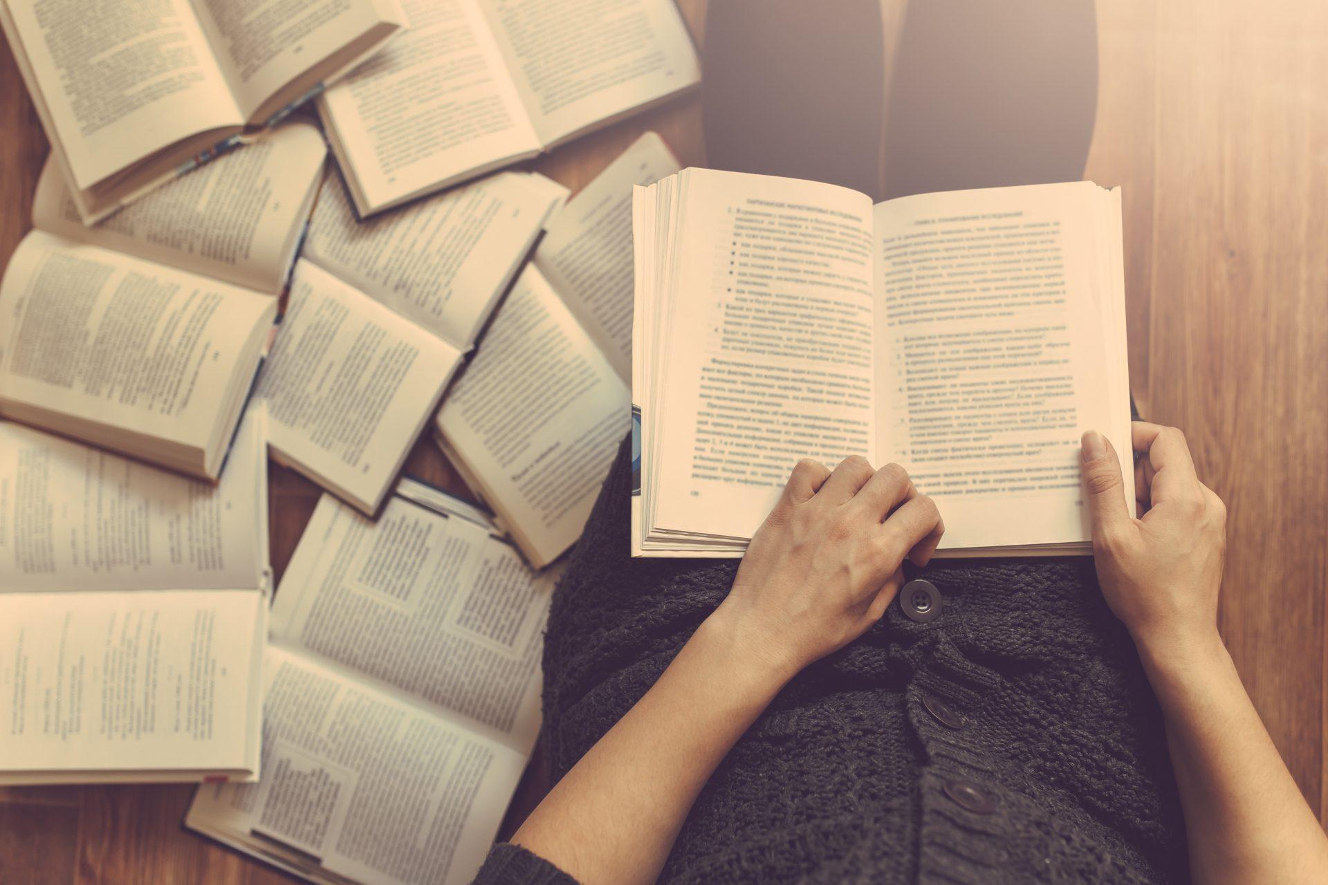 Let's Get Building A Personal Books' Cache
