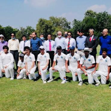 Under-16 Central Punjab cricket championship kicks off