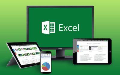 Microsoft Excel Básico 2016