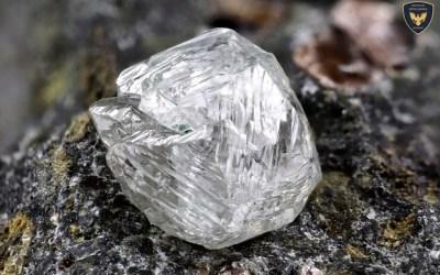 Exploração Mineral de Diamantes