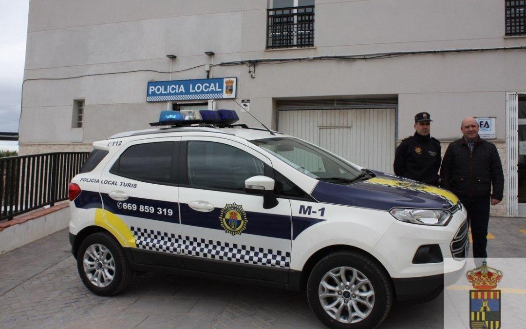 Ayuntamiento de Turís sobre aprobación de bases y convocatoria para cubrir 4 plazas de agente de la Policía Local. Publicación en el BOE