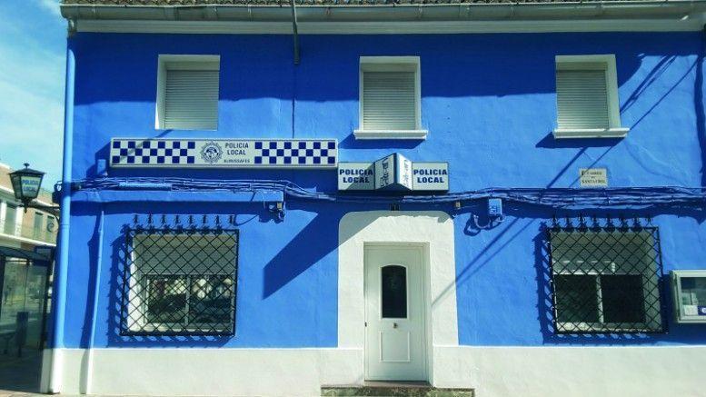Oferta de Empleo Público 2018 Ayuntamiento Almussafes, 1 plaza Agente Policía Local y otros.