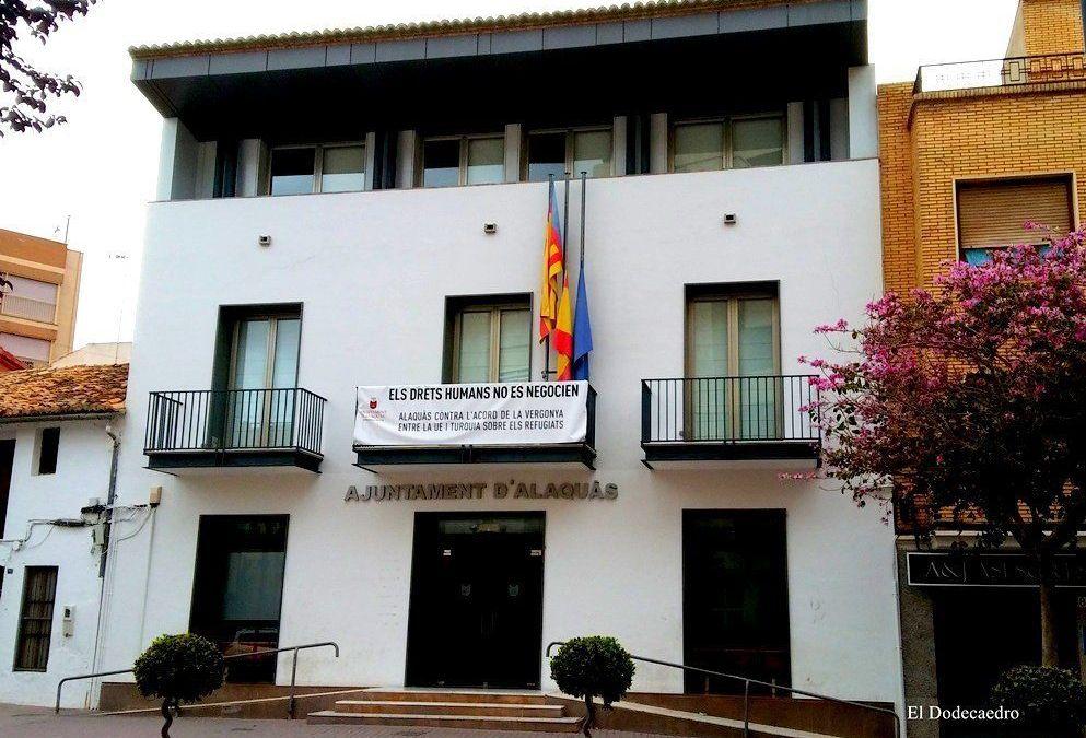 Ayuntamiento de Alaquàs. Bases y convocatoria para 12 plazas de Auxiliar Administrativo. Publicación BOE. Presentación instancias.