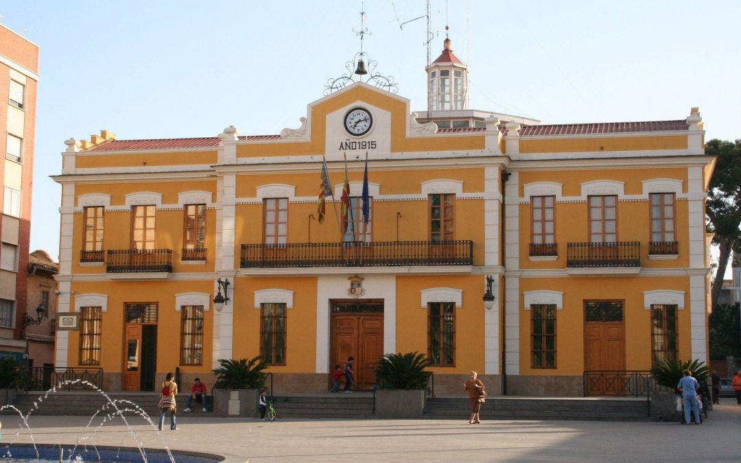 Ayuntamiento de Burjassot – OEP 2019. Nuevas plazas de Auxiliar Administrativo(2) y de Policía Local(14).