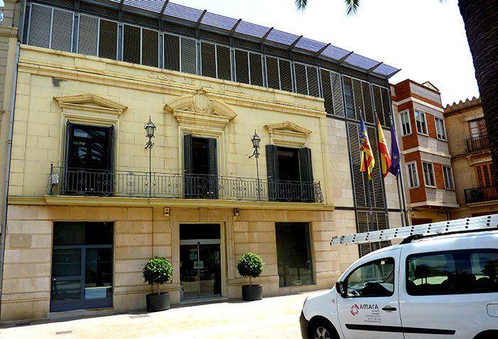 Ayuntamiento de Massamagrell – OEP 2019. 11 Nueva plazas de Policía Local