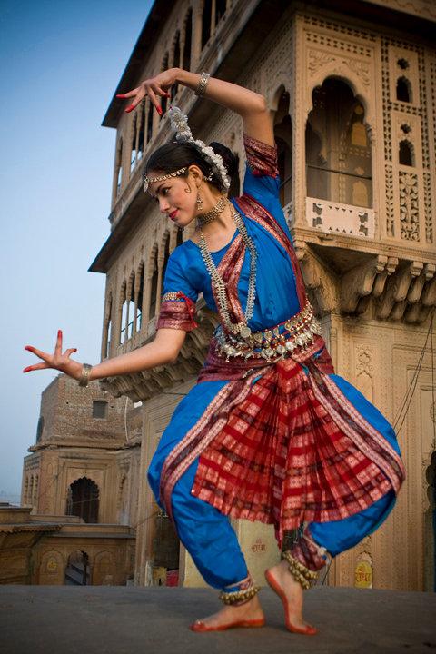 Danza Hind  Academia Vaisnava