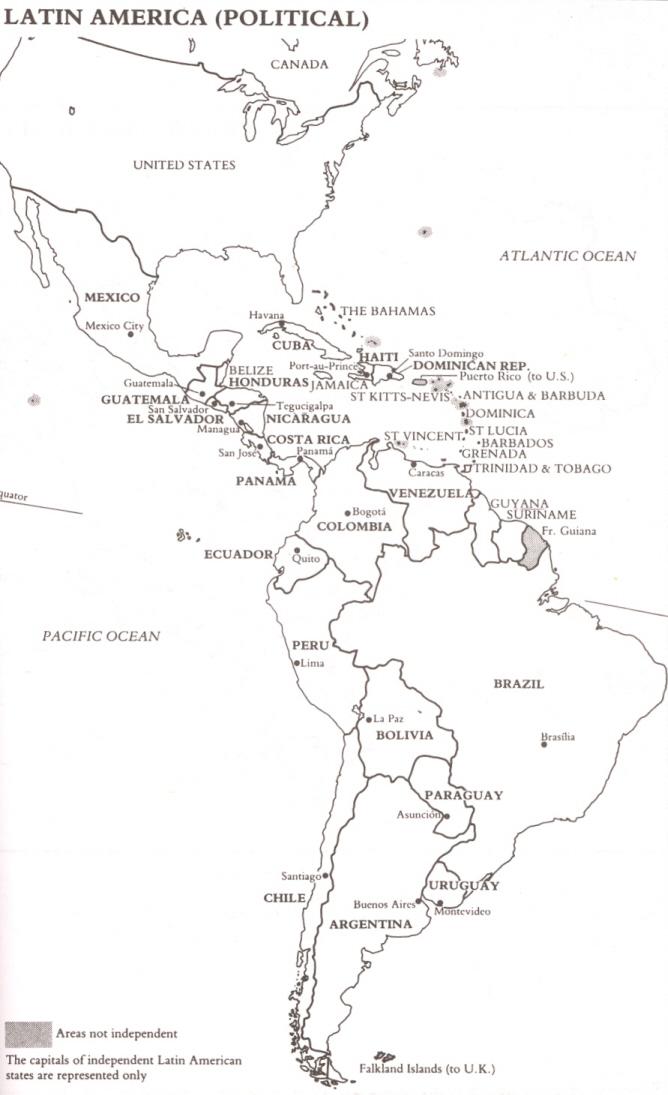 Colonial Legacies: Transculturation