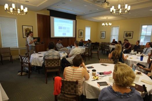Academy Workshop on Digital Storytelling Fall 2015