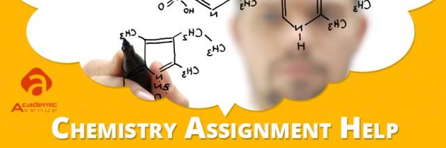 Chemistry Assignment Help US UK Canada Australia New Zealand
