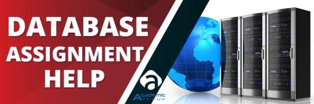 Database Assignment Help US UK Canada Australia New Zealand
