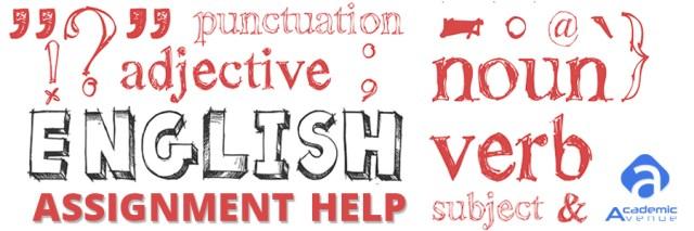 English Assignment Help US UK Canada Australia New Zealand