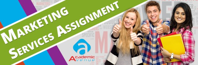 Marketing Services Assignment Help US UK Canada Australia New Zealand