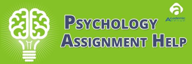 Psychology Assignment Help US UK Canada Australia New Zealand