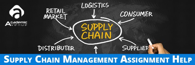Supply Chain Management Assignment Help US UK Canada Australia New Zealand
